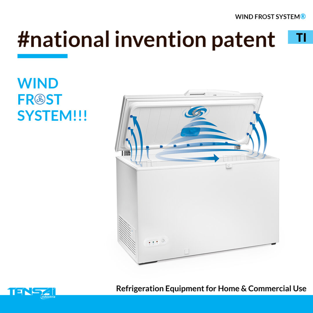 WIND FROST SYSTEM – National Invention Patent
