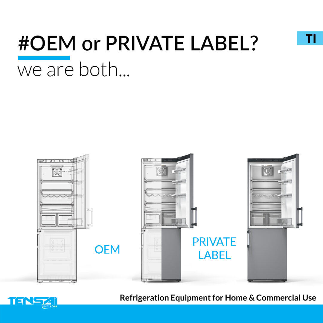 OEM or PRIVATE LABEL? We are both!